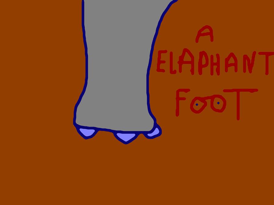 elaphant-foot