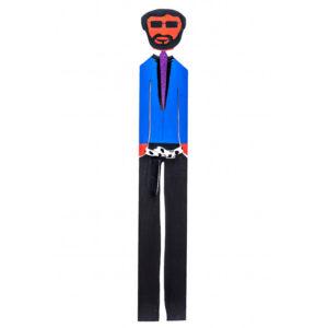 Wooden Man Ringo