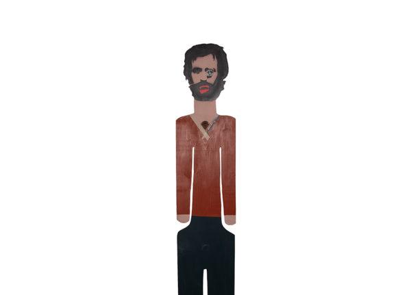 Caveman Ringo Crop