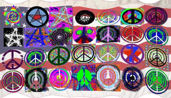 Peace Flag 18