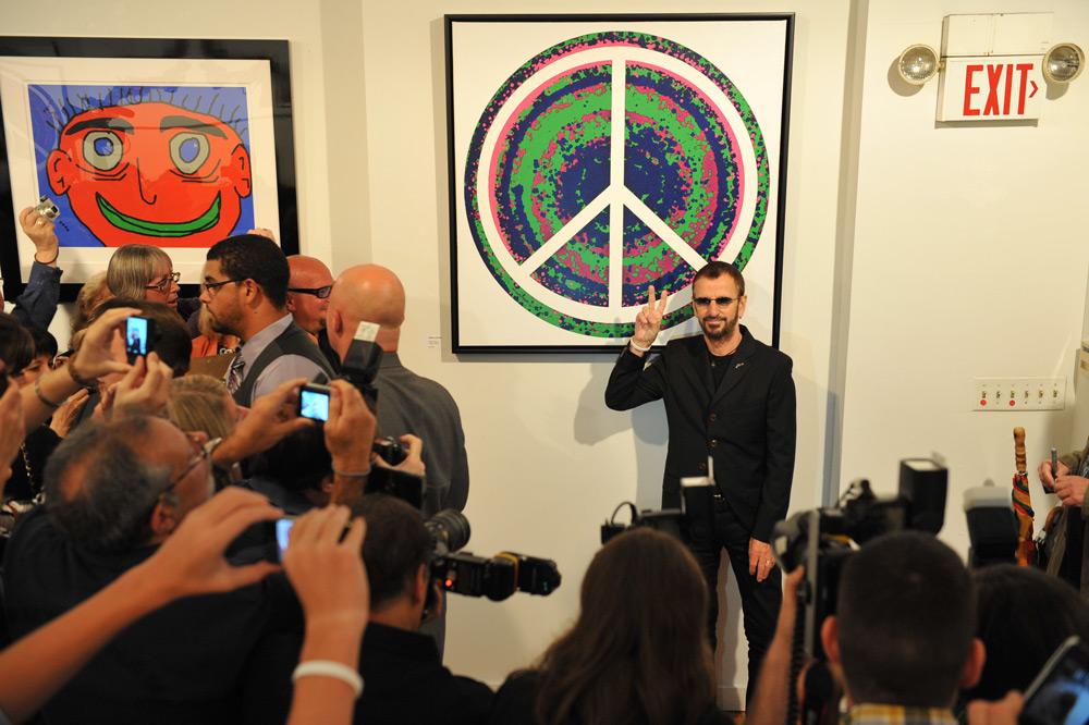 Ringo Starr / Press