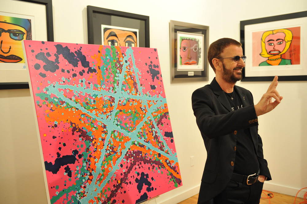 Ringo Starr / Press