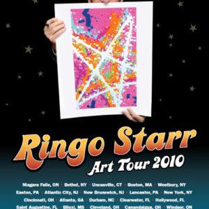 2010 Tour Poster