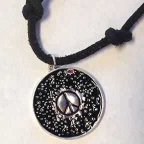 2018 Peace Necklace