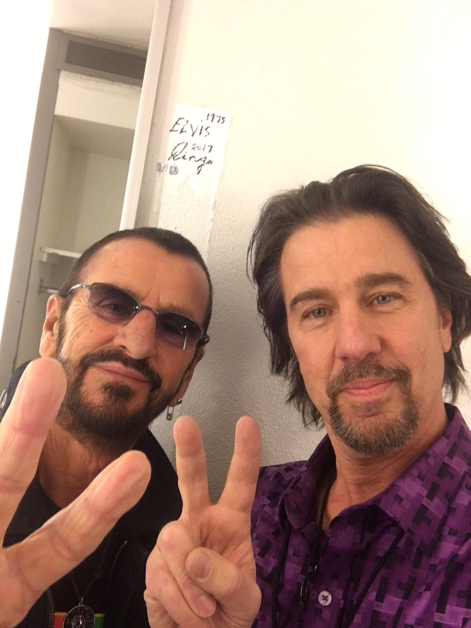 Ringo And Me Clear