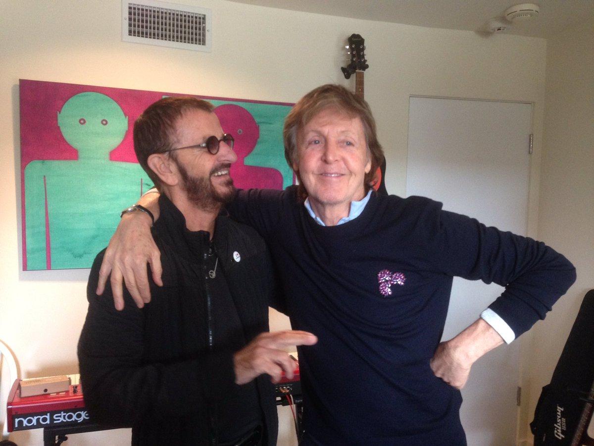 Ringo And Paul