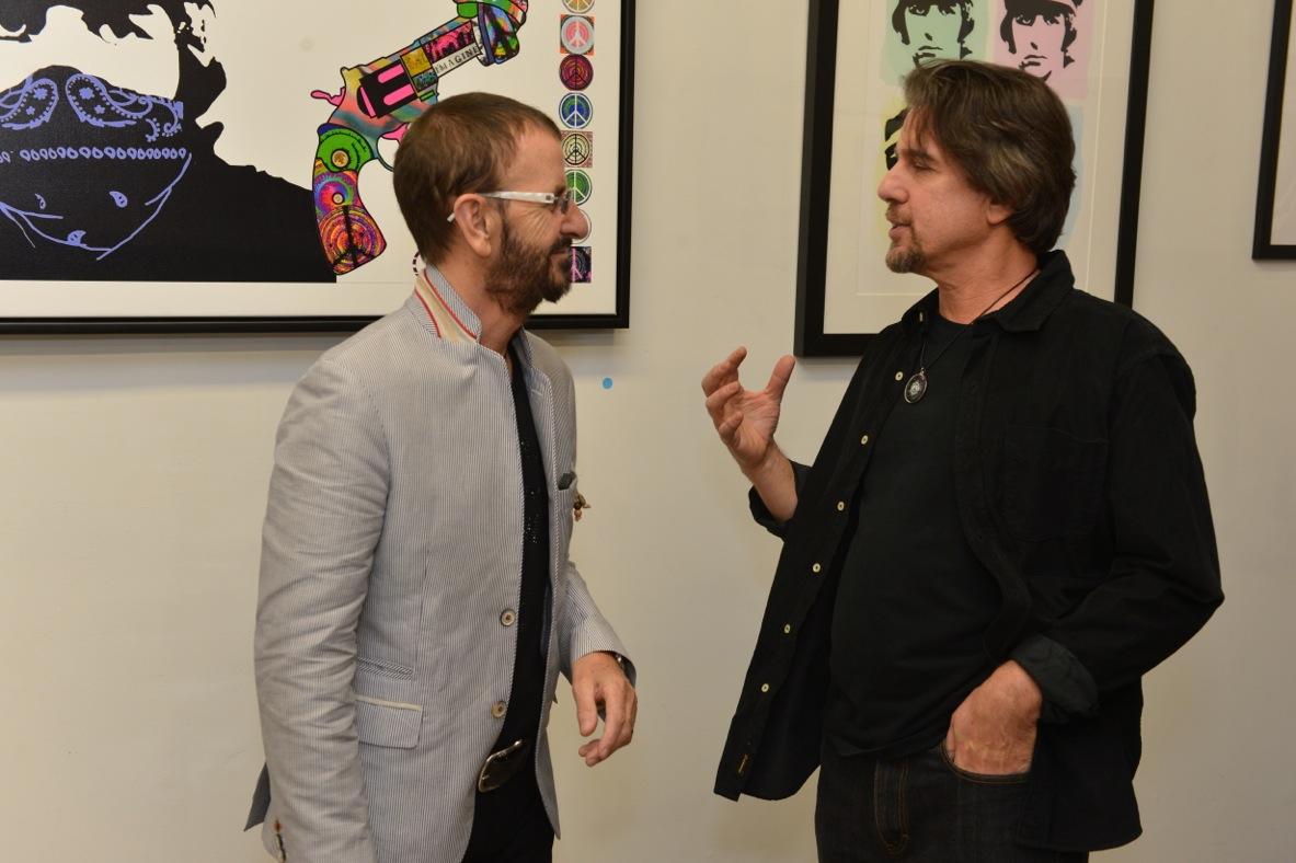 Ringo At Gallery