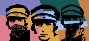 3 Masked Ringo's