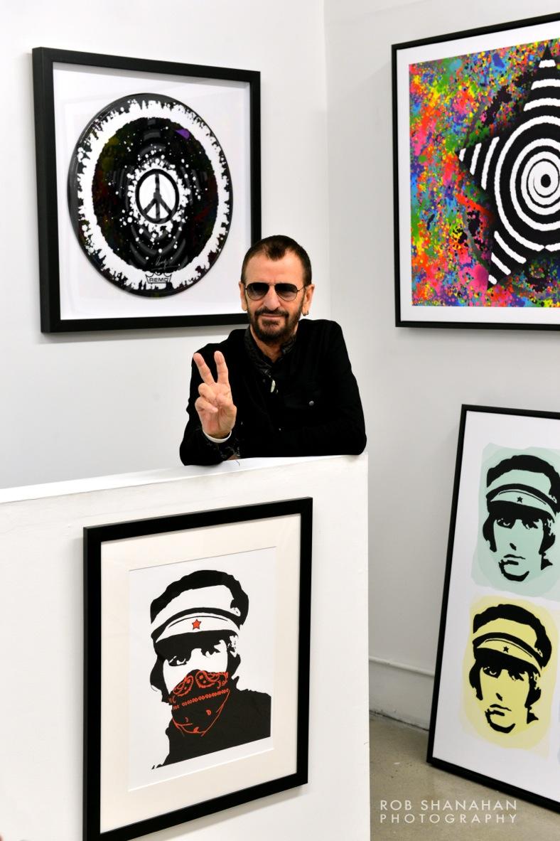 Ringo with Bandana Man