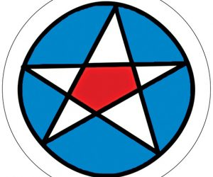 Starr Circle (White)